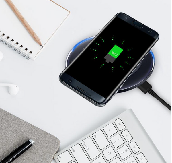 Wireless Phone Charging Pad