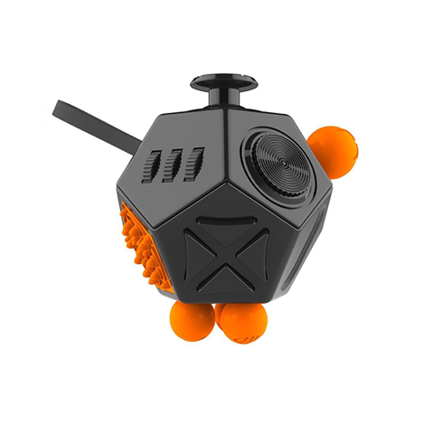 12 Sided Dodecagon Fidget Cube!