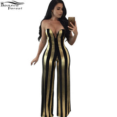 New Year Eve Party Holiday Jumpsuit - terryjerrynguys