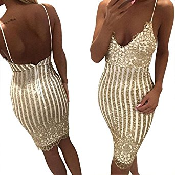 SEXY NEW YEARS SEQUINED DRESS - terryjerrynguys