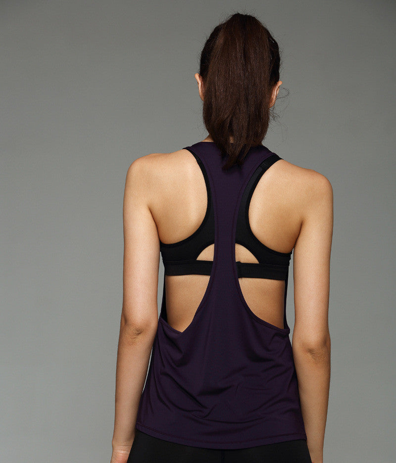Brethable Fitness Sleeveless Vest