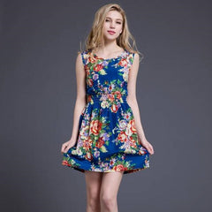 New casual design summer dress - terryjerrynguys