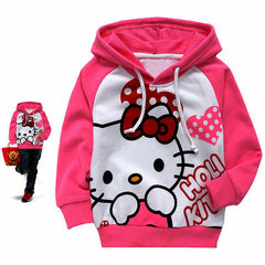 New autumn Hello Kitty girls clothes
