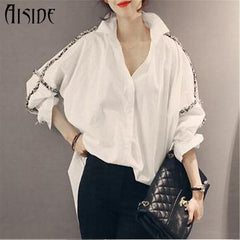High Quality Tassel Blouse