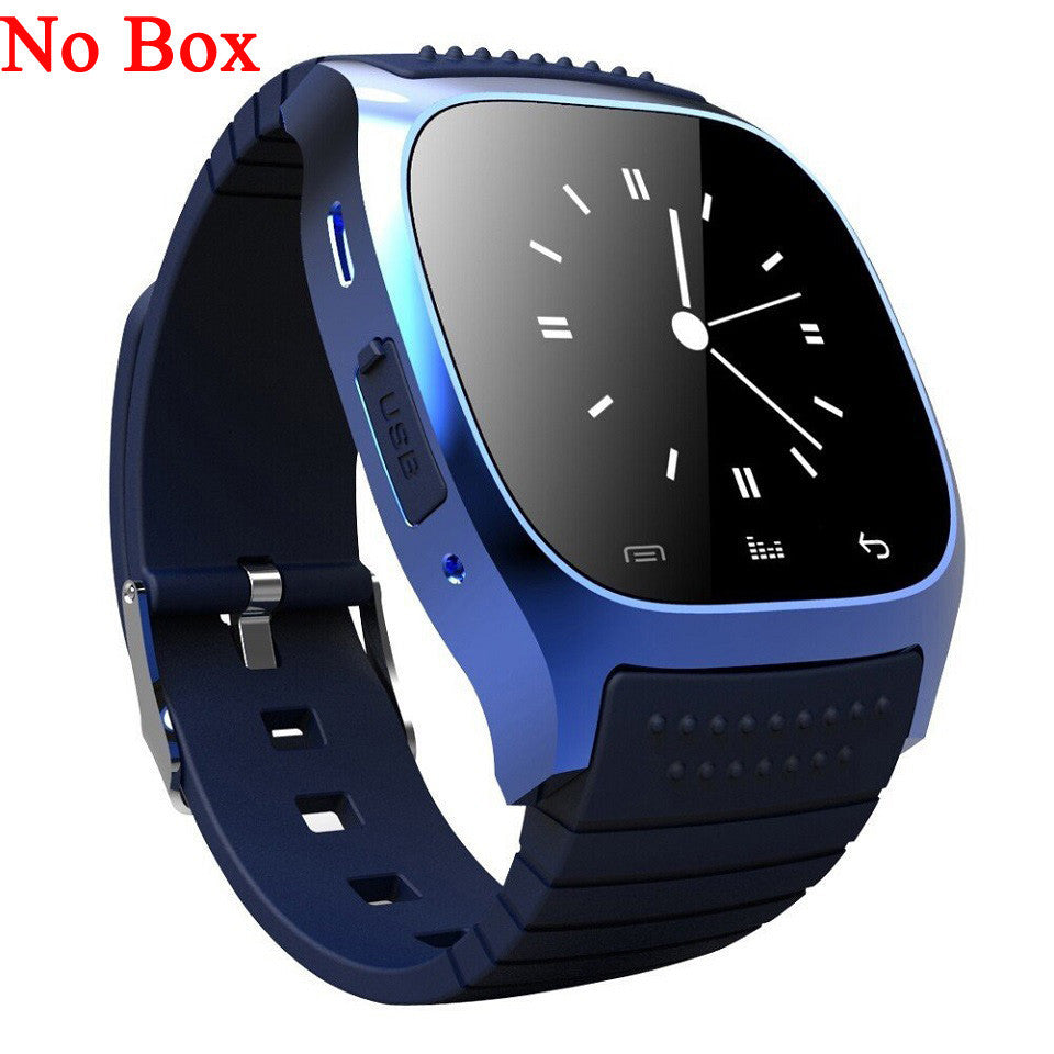 TimeOwner Bluetooth Smart Android Clock Watch