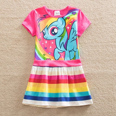 My little pony cotton child dress