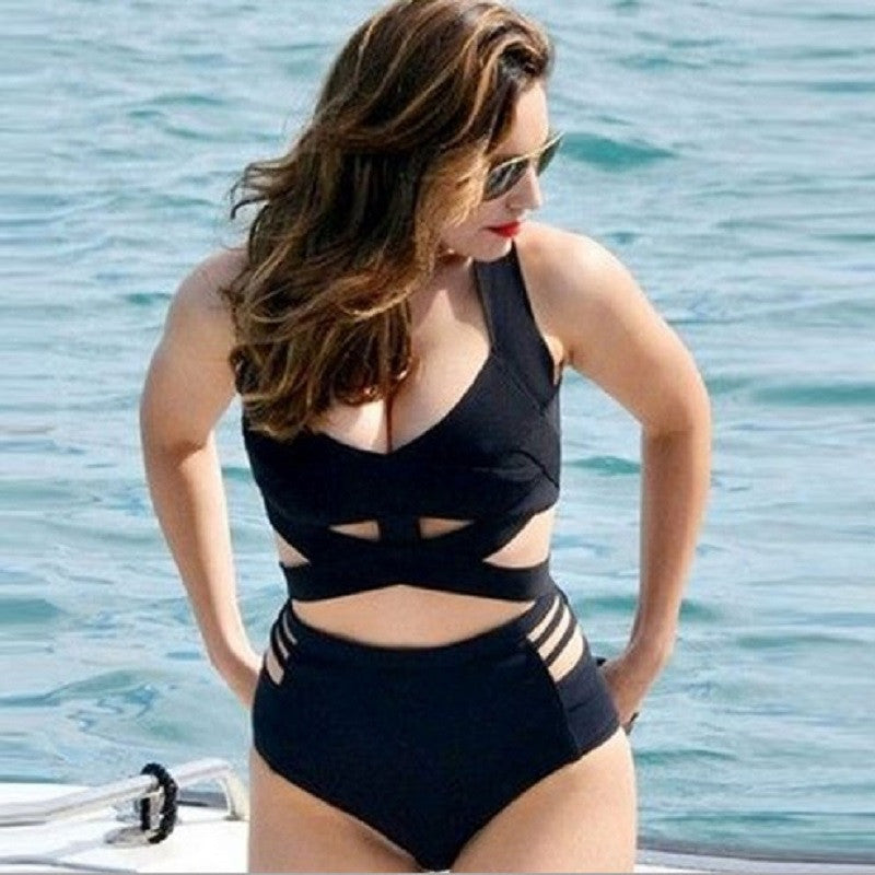 New summer swimwear plus size women's swim wear maternity swimwear