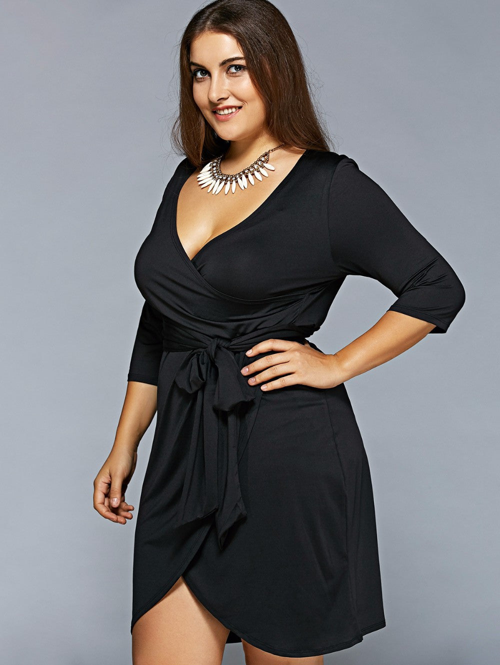 Plus Size Women Clothing 2017 Summer Dress - terryjerrynguys