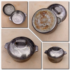 Vintage kitchenalia, Wagner Ware collectible cookware blog image