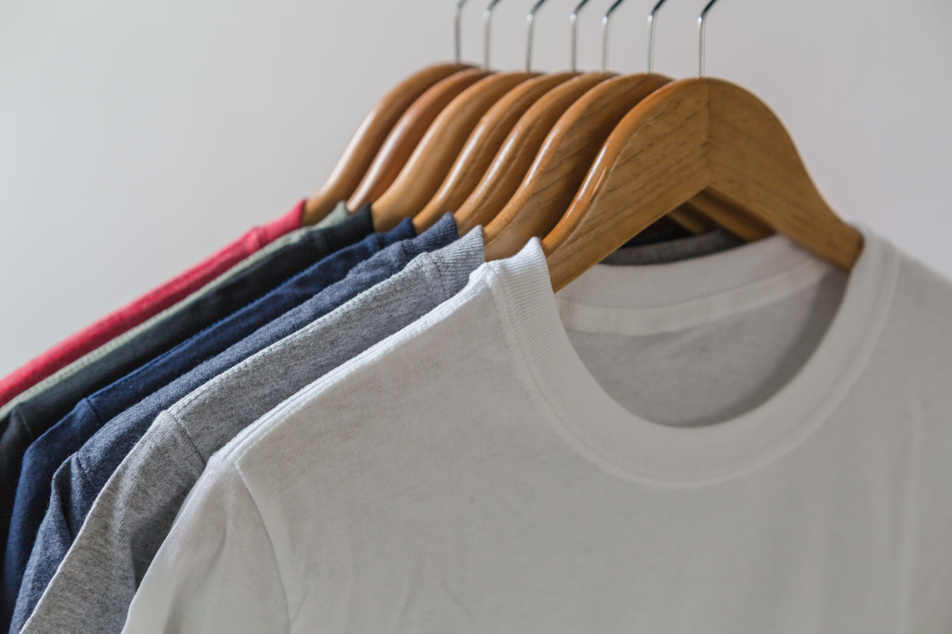 Collection of Men's T-Shirts at Jewelry Bubble alt image