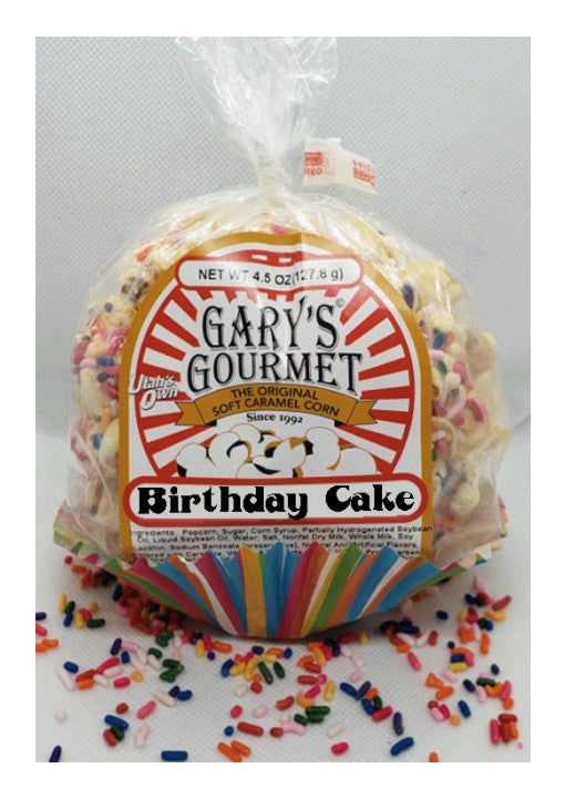 Birthday Cake Caramel Corn