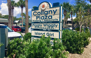 Island Girl: Boutique Shopping in Coligny Plaza