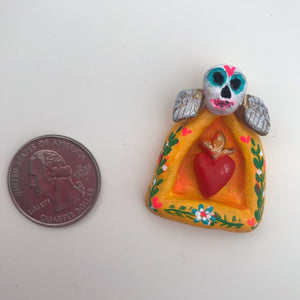 Thumbprint Niche | Sugar Skull