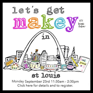 Let's Get Makey in St. Louis with Kae Pea