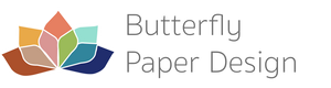 Butterfly Paper Design