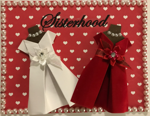 Sisterhood - Red & White