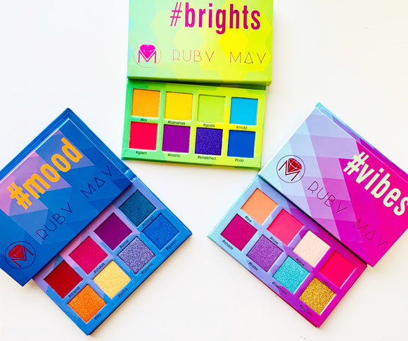#Series Palettes #MOOD #VIBES #BRIGHTS