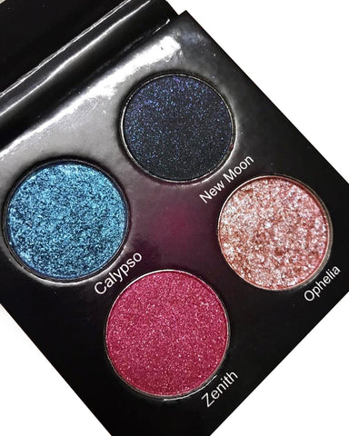 Crescent Moon Palette by Cas Cosmetics