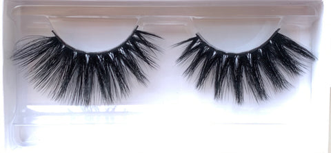 Miss Traci by Fabeyonce McMichels 25mm Premium 3D Lashes