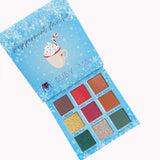 Peppermint Mocha 9 Color Eyeshadow