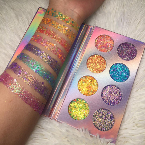 INTERGALACTIC 8 Color Glitter