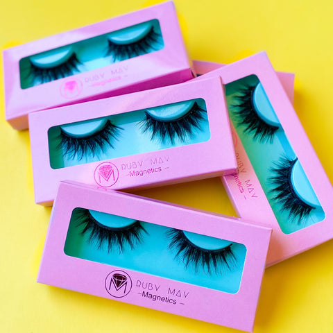 MAGNETIC Premium 3D Lashes - Lucy