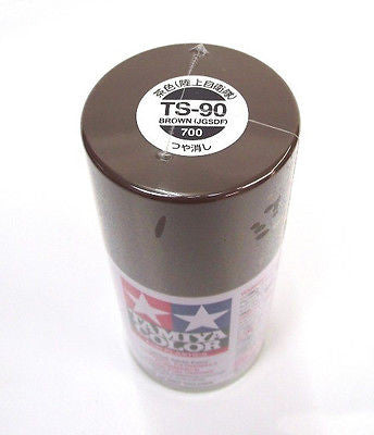 TS-90 BROWN JGSDF Spray Paint Can  3.35 oz. (100ml) 85090