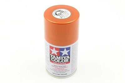 TS-92 METALLIC ORANGE Spray Paint Can  3.35 oz. (100ml) 85092