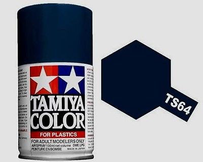 TS-64 DARK MICA BLUE Spray Paint Can  3.35 oz. (100ml) 85064