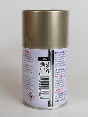 TS-87 TITANIUM GOLD Spray Paint Can  3.35 oz. (100ml) 85087