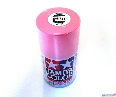 TS-25 PINK  Spray Paint Can  3.35 oz. (100ml) 85025