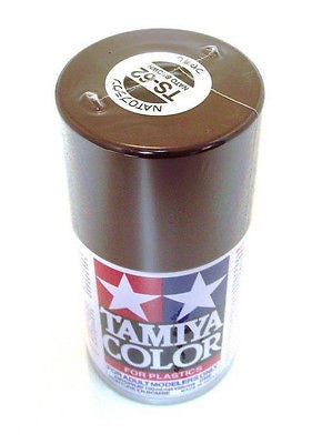 TS-62 NATO BROWN Spray Paint Can  3.35 oz. (100ml) 85062