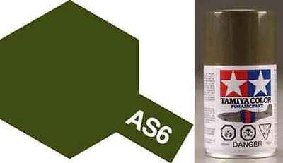 AS-6 MILITARY AIRCRAFT OLIVE DRAB (USAAF) (3.3 OZ.) 86506