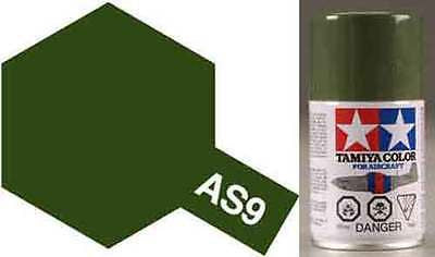 AS-9 MILITARY AIRCRAFT DARK GREEN (RAF) (3.3 OZ.) 86509