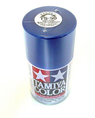 TS-50 MICA BLUE Spray Paint Can  3.35 oz. (100ml) 85050
