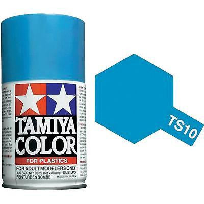TS-10 FRENCH BLUE  Spray Paint Can  3.35 oz. (100ml) 85010