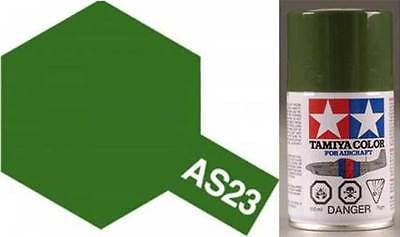 AS-23 MILITARY AIRCRAFT LIGHT GREEN (GERMAN AIR) (3.3 OZ.) 86523