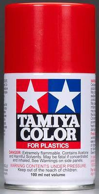 TS-85 BRIGHT MICA RED Spray Paint Can  3.35 oz. (100ml) 85085