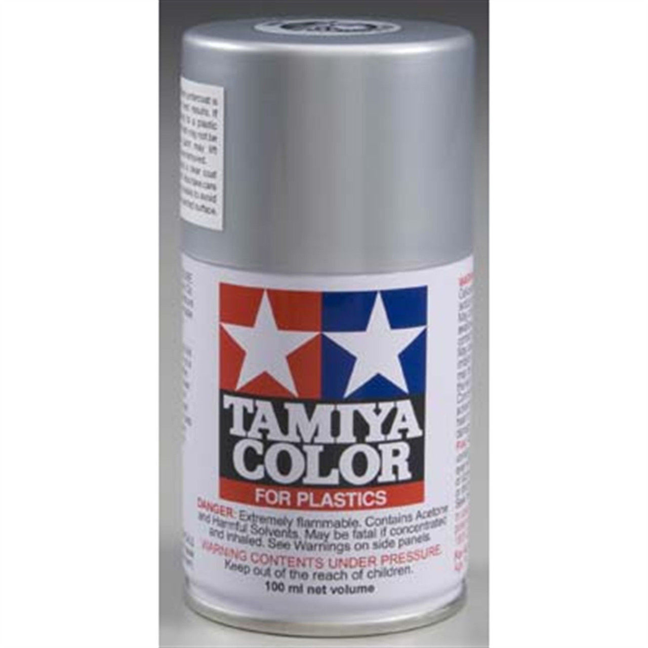 TS-83 METALLIC SILVER Spray Paint Can  3.35 oz. (100ml) 85083