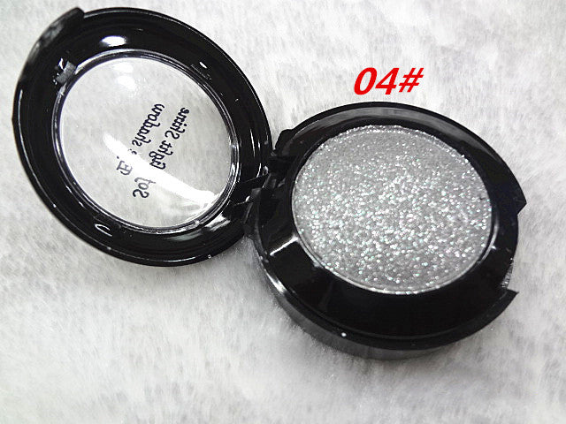 Metallic Single Eyeshadow Pod