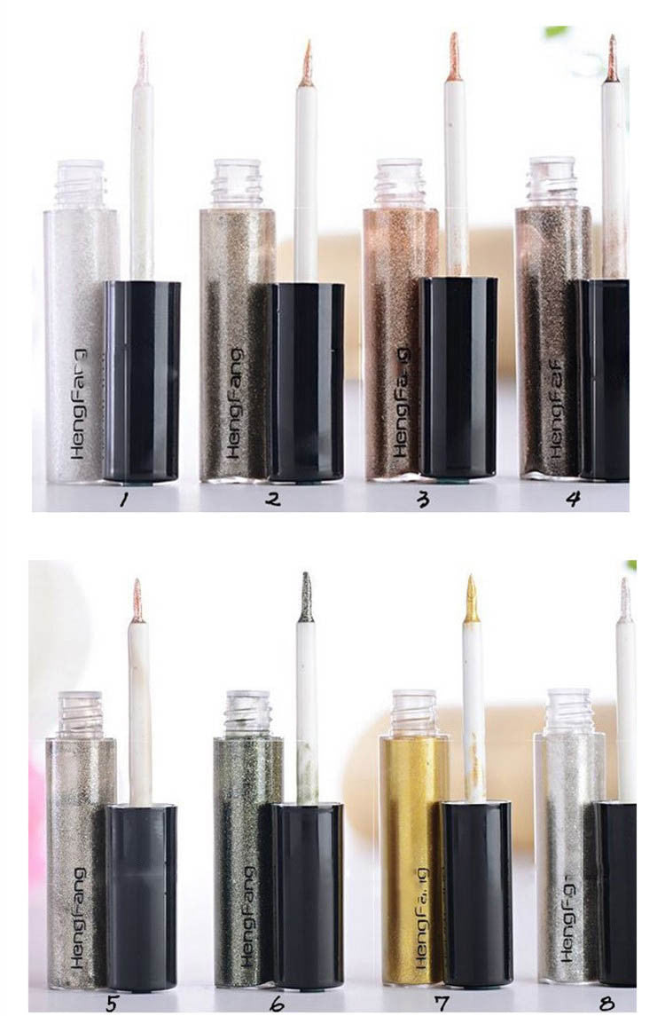 Waterproof Metallic Eyeliner