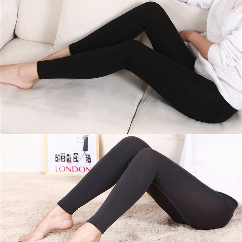 Knitted Thick Legging