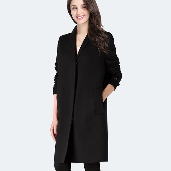 Basic Wool Coat