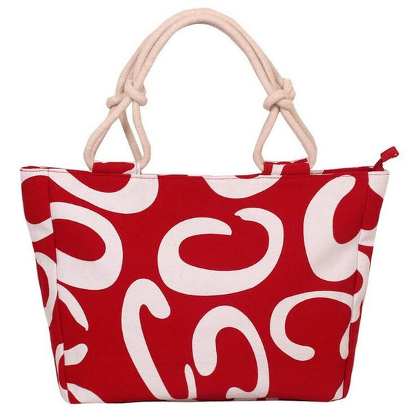 Canvas Printed Bag