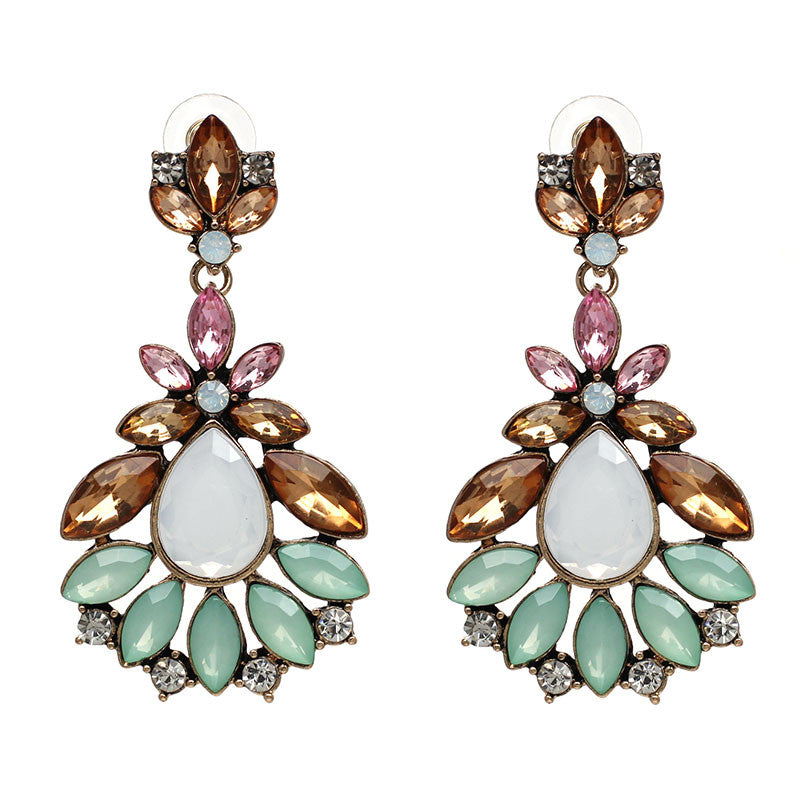 Statement Premium Quality Crystal Earring