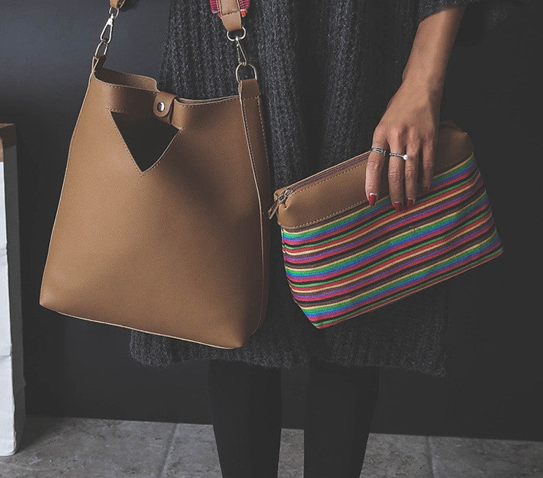 Tote Messenger Bag