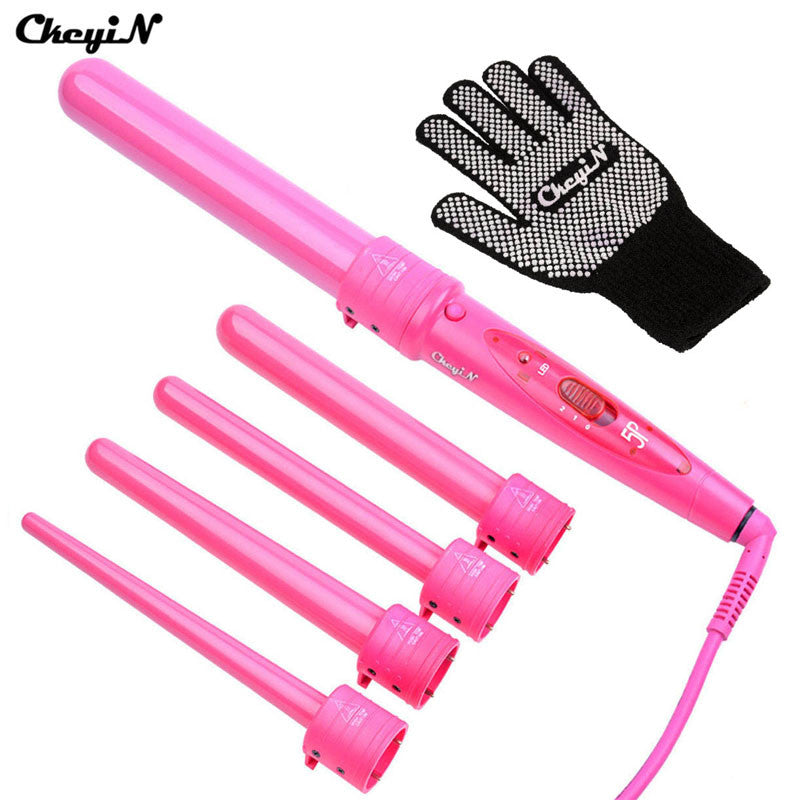 5 in 1 Curling Wand