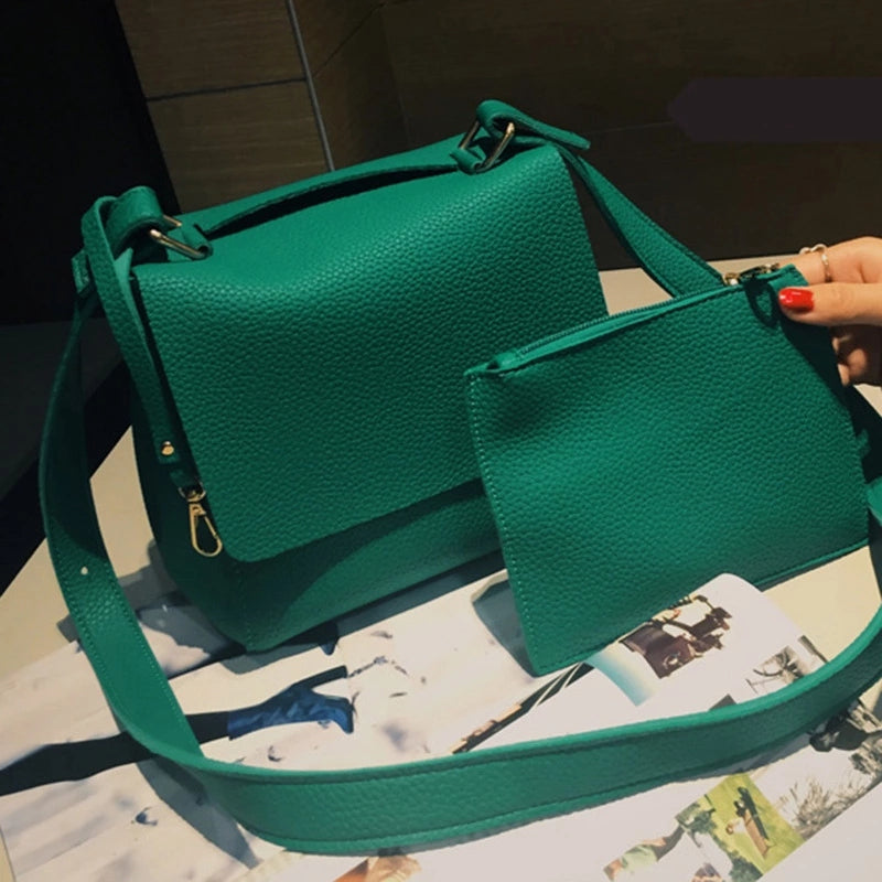 Long Strap Shoulder Bag