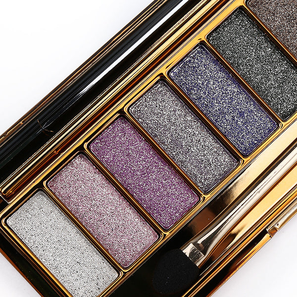 Metallic Eye Shadow Palette