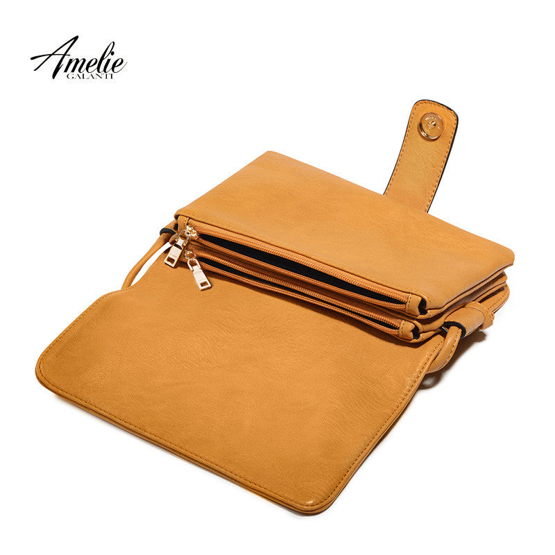 High Quality Satchels with Cover Flap